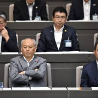 Masuzoe to get ¥22 million retirement allowance after quitting Tokyo governorship