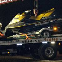 Two brothers die in Gifu river collision