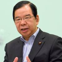 Upper House poll a chance to preserve pacifist Constitution, says JCP's Shii