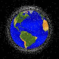 Japanese space agency to trial electric cable for space junk removal