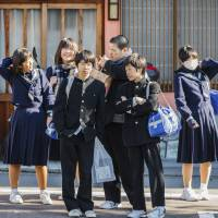 Japan's high school kids cautious and lacking confidence compared with peers overseas, poll shows