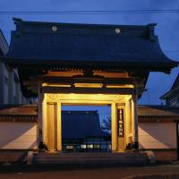 Nemuro Betsuin Temple, in Nemuro, Hokkaido, is seeking a new role amid declining numbers of followers. | KYODO