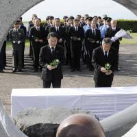 Shimabara city marks 25 years since Fugen Peak disaster