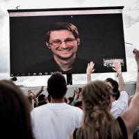 Letters: Snowden and the sheeple; 'U.S. Marines culture' was once like Japan's