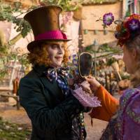 'Alice Through the Looking Glass': Growing up is a complicated thing