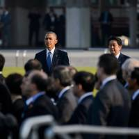 Under Abe, Japan gets left behind at G-7 summit