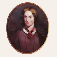 A portrait of Charlotte Bronte by J. H. Thompson, held at the Bronte Parsonage Museum | PUBLIC DOMAIN