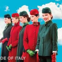 Alitalia unveils new look; Cathay lounge revamp; Air France menu change