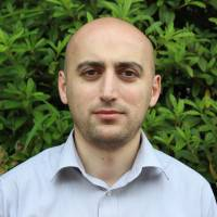 Emil Jafarzade, 29, Ph.D student and part-time IT consultant (Azerbaijani): I think the U.K. shouldn't leave because it would lead to a deficit of political leadership in the European Union. I think that the U.K. leaving would bring about a lot more losses than gains. Not only would the U.K. lose its leadership politically, it would lead to a deepening of crisis in immigration, because they need to coordinate their strategy with Europe on how to stop the flow of immigrants. So if it is going to leave, then it will not be able to have influence on decision-making at the European Union.