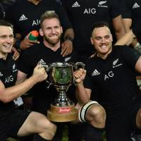 All Blacks too much for Wales