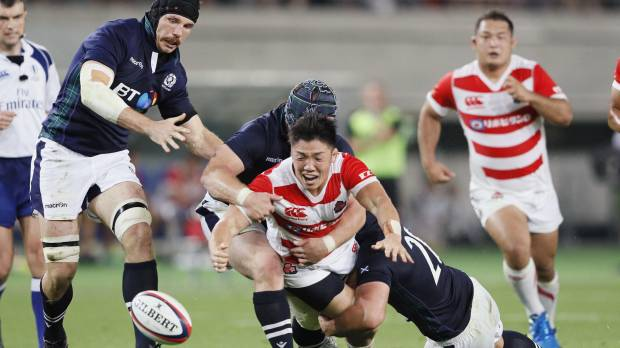 Kyoto selected to host draw for 2019 Rugby World Cup