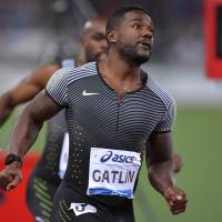 Gatlin not concerned by Zika