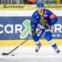 Veteran NHL right winger Devin Setoguchi is hoping to get back into the league after a stay in rehab and a season in the Swiss League. | HC DAVOS