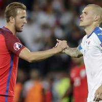 Euro 2016 players react to Brexit