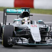 Hamilton earns 45th career victory at Canadian Grand Prix
