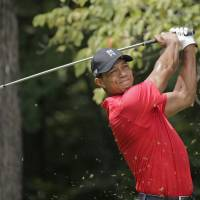 Tiger not ready to play U.S. Open