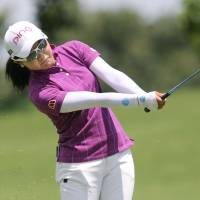Uehara drops down leaderboard; Ko ties course record in Arkansas