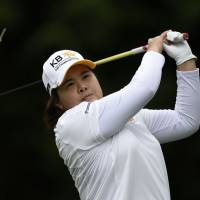 Inbee Park, 27, becomes youngest eligible for LPGA Hall of Fame