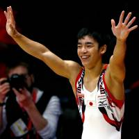 'Twist Prince' Shirai aiming to put Japan back on top in Rio