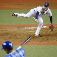 Lions' Takahashi fans 11 in complete-game win over BayStars