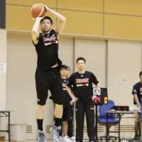Matsui happy to be Japan's sixth man