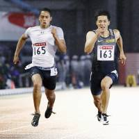 Sprinter Yamagata aims for success at Rio Games