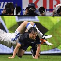 Halilhodzic slams Japan's nice guys after Bosnia defeat