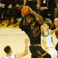 LeBron set to skip Rio; Anthony to play for U.S.