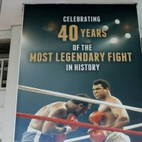 Ali's death sparks memories of epic 'Thrilla in Manila'