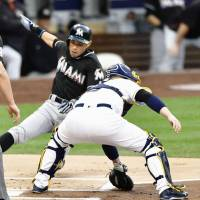 After three-hit game, inimitable Ichiro one shy of tying Rose