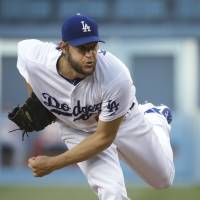 Kershaw shines, Jansen sets mark as Dodgers top Nats