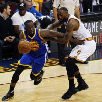 NBA suspends Warriors star Green for Game 5