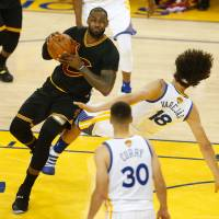 LeBron focused on forcing Game 7