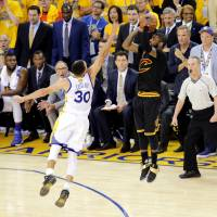 Cavaliers hold off Warriors to capture first NBA crown