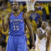 Could Durant join forces with LeBron on Cavaliers?