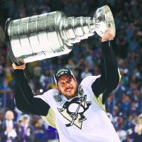 Penguins hold off Sharks in Game 6, capture fourth Stanley Cup