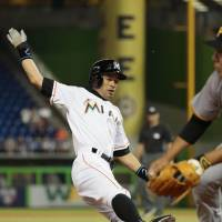 Fernandez, Marlins beat Pirates ace Cole