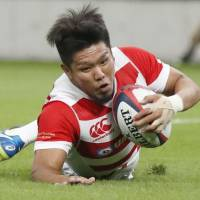 Japan falls against Scotland in Rugby World Cup rematch