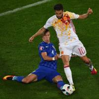 Croatia condemns Spain to Italy showdown at Euros
