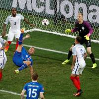 Iceland scores epic victory over England in shocker