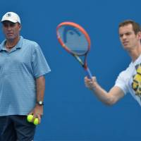Murray reunited with Lendl for Wimbledon tilt
