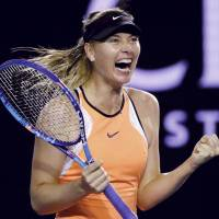 Sharapova appeals two-year ban for doping