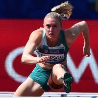 Pearson struggles at Diamond meet