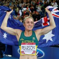 Hurdler Pearson withdraws from Rio Games