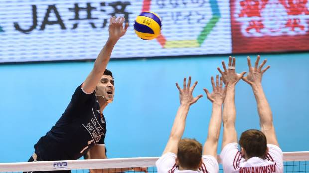 Iran, France men's volleyball squads earn spots in Rio Olympic tournament