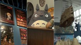 "[VIDEO] ""Ghibli Expo"" at Roppongi Hills"