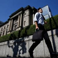 BOJ eases further, signals policy review as inflation target eludes