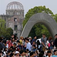 Like Arlington, Holocaust Museum, Hiroshima wants solemn A-bomb park off-limits to 'Pokemon Go' gamers