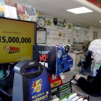 Mega Millions jackpot at $454 million ahead of Tuesday drawing