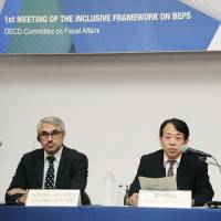 OECD tax-dodging confab concludes with agreement to draft blacklist criteria
